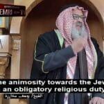 Der palästinensische Islamgelehrte Yousuf Makharzah in einer früheren Predigt