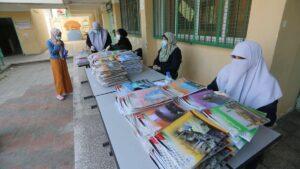 Palästineneische Leitlininien für den Unterricht erziehen zu Hass