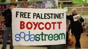 Durch den Boykott von Soda Stream büßten rund 500 Palästinenser ihren Arbeitsplatz ein