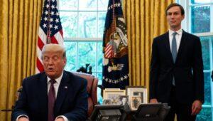 Der Chef-Berater des Weißen Hauses Jared Kushner