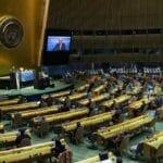 UNO-Generalversammlung hält Israel für dreimal schlimmer als den Rest der Welt zusammengenommen