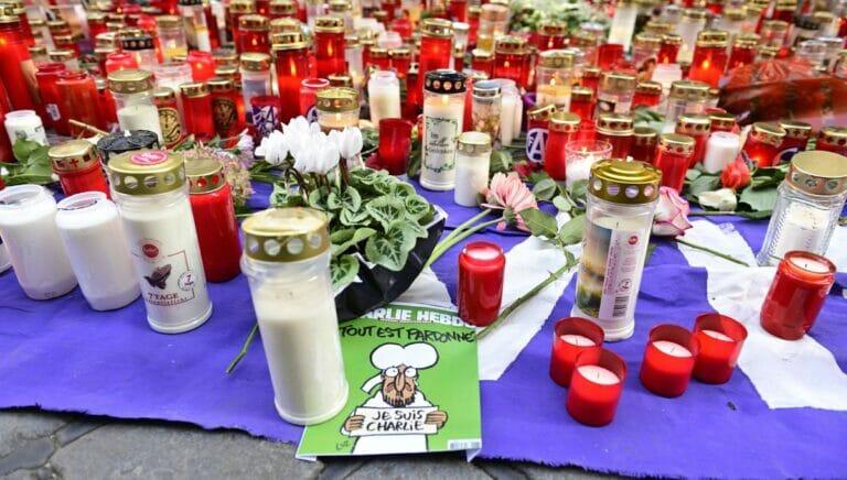 Gedenken an die Opfer des Terroranschlags von Wien