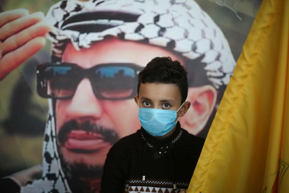 Unter Arafat hat die PLO Israel anerkannt, nicht aber die Fatah, mit deren Jugendorganisation die deutschen Jusos weiter kooperieren wollen. (© imago images/ZUMA Wire)