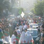 Corona hat die algerische Protestbewegung zum Erliegen gebracht