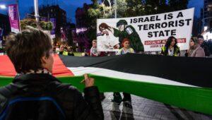 Auch Antisemitismus ist durch Meinungsfreiheit gedeckt: Demonstration von BDS Aktivisten