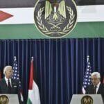 Will Abbas mit der Ankündigung von Wahlen ein Zeichen an US-Präsident Biden senden?