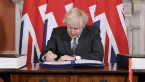 Großbritannien schloss Freihandelsabkommen mit der Türkei
