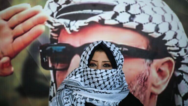 Aufgrund von Corona fanden die Feierlichkeiten zum ersten Fatah-Anschlag auf Israel heuer in abgespeckter Form staat