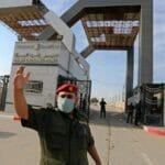 Die Hamas möchte den Grenzübergang Rafah zu Ägypten erweitern