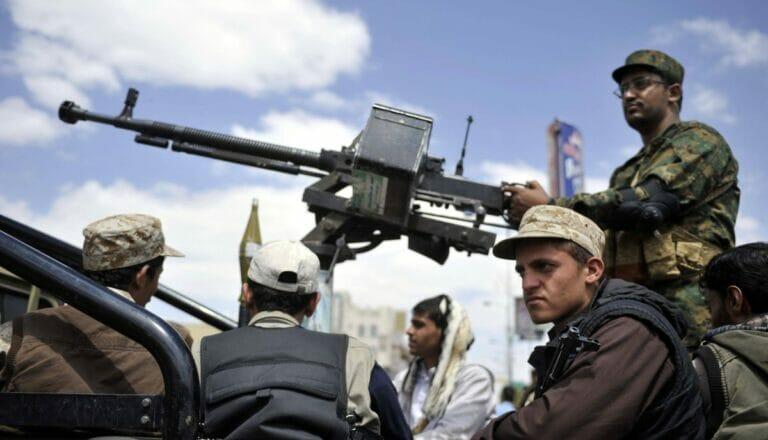 Die USA werden die schiitschen Houthi-Kämpfer zur terroristischen Organsation erklären