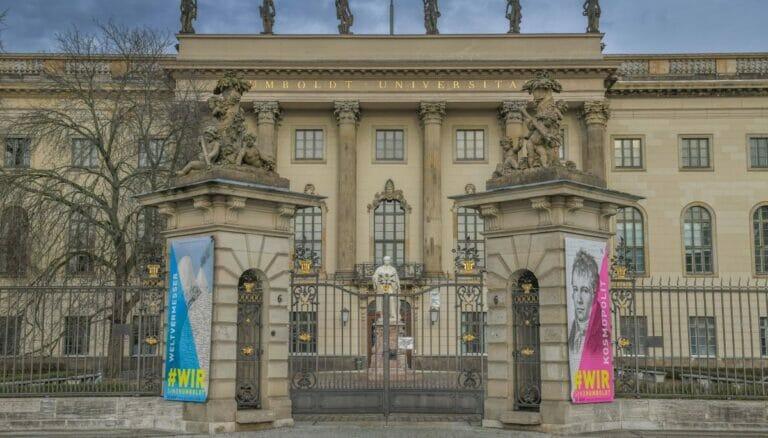 Humboldt Universität in Berlin