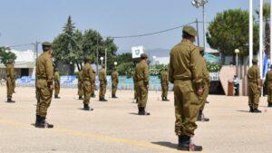 Arabisch-israelische Rekruten bei den Israel Defense Forces