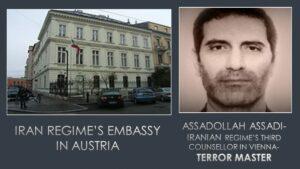 Ehemaliger Angestellter der iranischen Botschaft in Wien steht in Brüssel vor Gericht