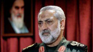 Der der iranische Armeesprecher Brigadegeneral Abolfazl Shekarchi droht Israel mit der Eliminierung Tel Avivs