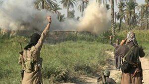 Anschlag des Islamischen Staats in der Nähe von Baquba in der Provinz Diyala im November 2020