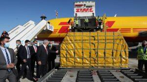 Israel erhielt am 9. Dezember seine erste Lieferung Corona-Impstoff