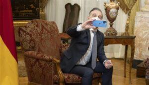 Deutschlands Außenminister diskutiert in Ägypten über Frieden zwischen Israel und den Palästinensern - ohne Israel und die Palästinenser