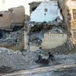 Große Teile von Mossul sind immer noch ein Trümmerfeld