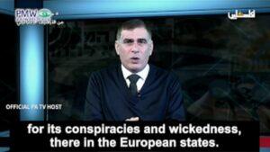 Palästinensische Autonomiebehörde erklärt Holocaust zu Strafe für die Juden