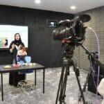 Wegen Corona findet der Unterricht in Saudi-Arabien gerade online statt