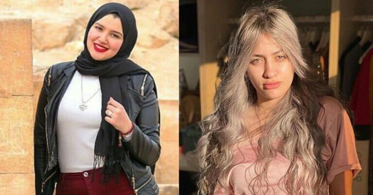 Haneen Hossam und Mowada el-Adham werden wegen ihrer TikTok-Videos in Ägypten nun wegen Menschenhandels angeklagt