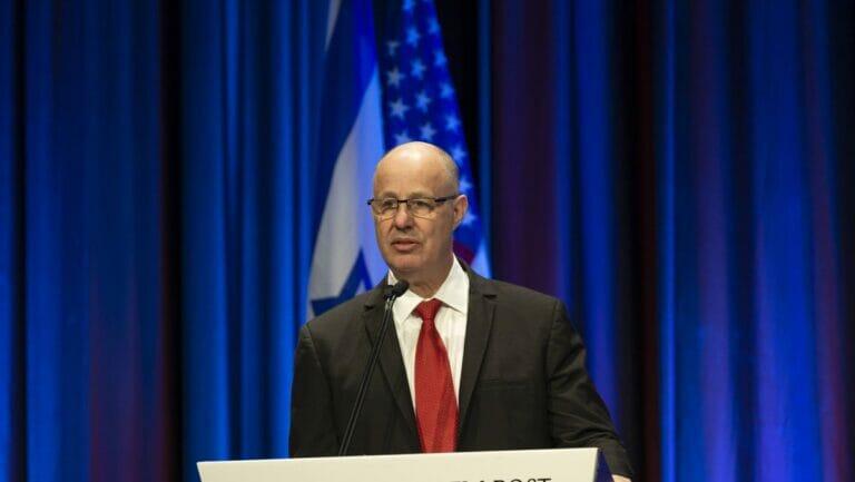 Minister Tzagbi Hanechi drohte mit einem israelischen Angriff auf den Iran