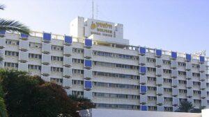 Das Wolfson Medical Center in Holon