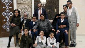 Die jemenitisch-jüdische Familie wurde in Abu Dhabi wieder vereint