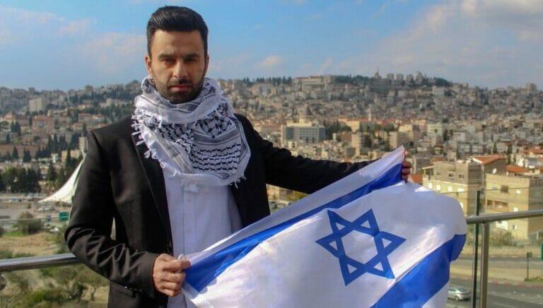 Der Geschäftsführer der israelisch-arabsichen NGO Together-Vouch for Each Other, Yoseph Haddad