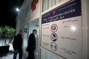 Wie alles im Libanon, wird auch die COVID-19-Impfkampagne von Vetternwirtschaft überschattet. (© imago images/Xinhua)