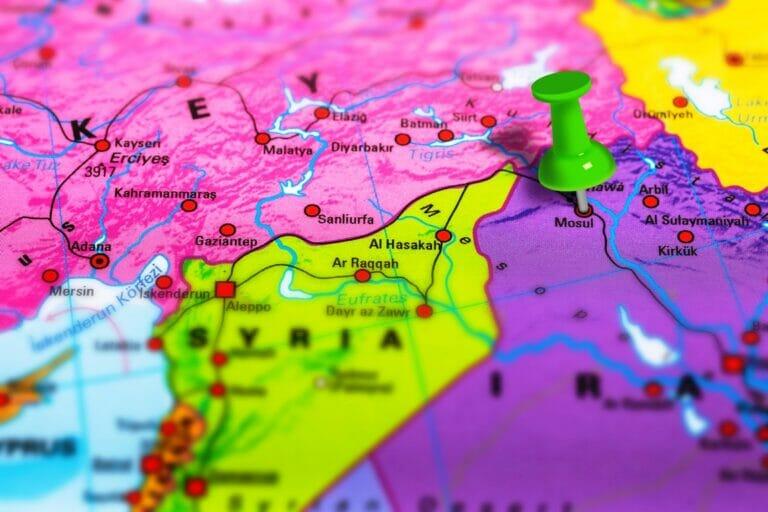 Die Region um Mossul wird immer mehr zum Zankapfel zwischen der Türkei und dem Iran. (© imago images/agefotostock)