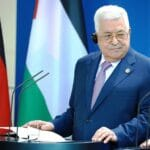 Mahmud Abbas, immer noch gern gesehener Gast in europäischen Hauptstädten, zahlte allein 2020 rund 157 Millionen Dollar an palästinensische Terroristen. (© imago images/ZUMA Wire)