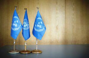 Die UN unternimmt einen weiteren Schritt, um sich restlos zu diskreditieren: Jetzt wählten sie Syrien in ein Komitee, das sich u.a. dem Kampf gegen Unterwerfung, Ausbeutung und Herrschaft widmen soll. (© imago images/photothek)