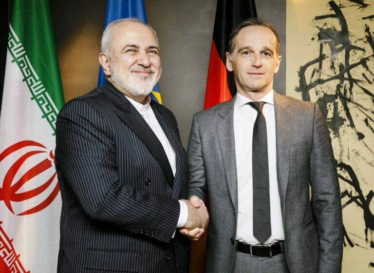 """Irans Außenminister Zarif will eine Billion Dollar Entschädigung von den USA. Den Europäern wirft er vor, """"keine greifbaren Anstrengungen"""" für gute Beziehungen zum Iran unternommen zu haben. (© imago images/photothek)"""