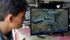 Drohnenangriff der Houthis auf den Abha International Airport in Saudi-Arabien