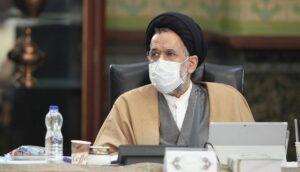 Iranischer Geheimdienstminister droht mit Atomwaffen