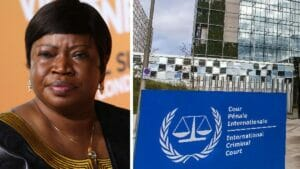 Die Chefanklägerin des Internationalen Strafgerichtshofs Fatou Bensouda