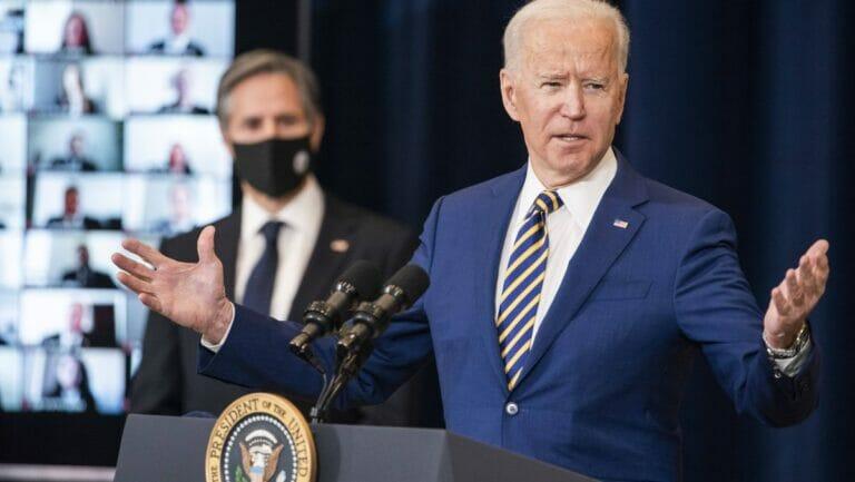 US-Präsident Biden und Außenminister Blinken wollen dipomatische Beziehungen neu ausrichten