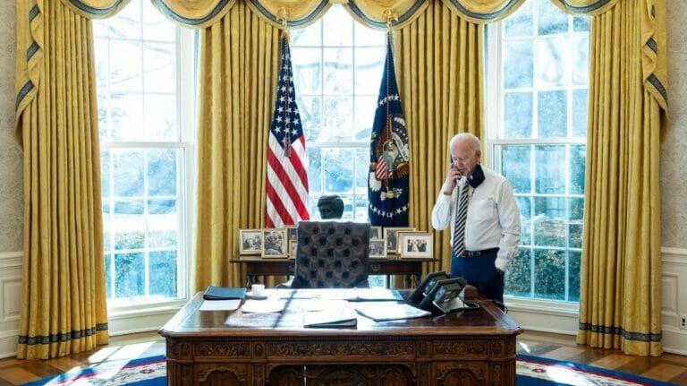 Zeigt Israel die kalte Schulter: US-Präsident Joe Biden