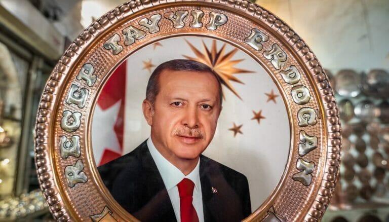 So sieht Erdogan sich selbst am liebsten