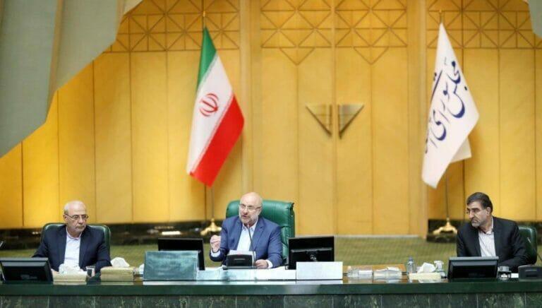 Wird Parlamentspräsidenten Mohammad Bagher Ghalibaf der nächste iranische Präsident?