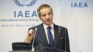 Chef der UN-Atomenergiebehörde Rafael Grossi