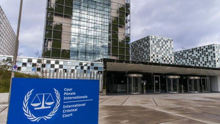 Der Internationale Strafgerichtshof in Den Haag
