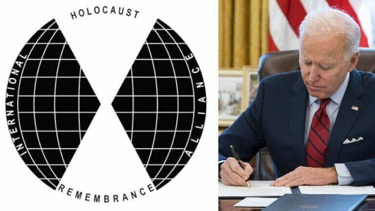 Die Regierung von Joe Biden übernimmt die Arbeitsdefinition für Antisemitismus der IHRA