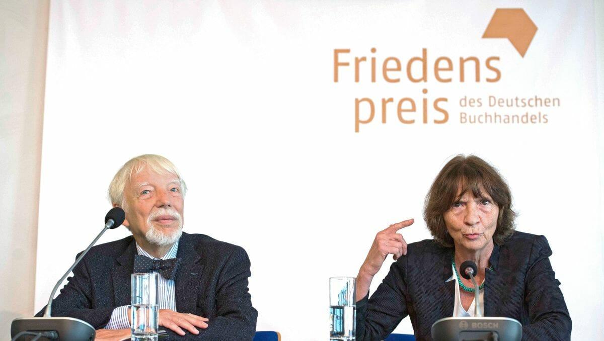 Jan und Aleida Assmann machen sich mal wieder Sorgen um die Israelkritik