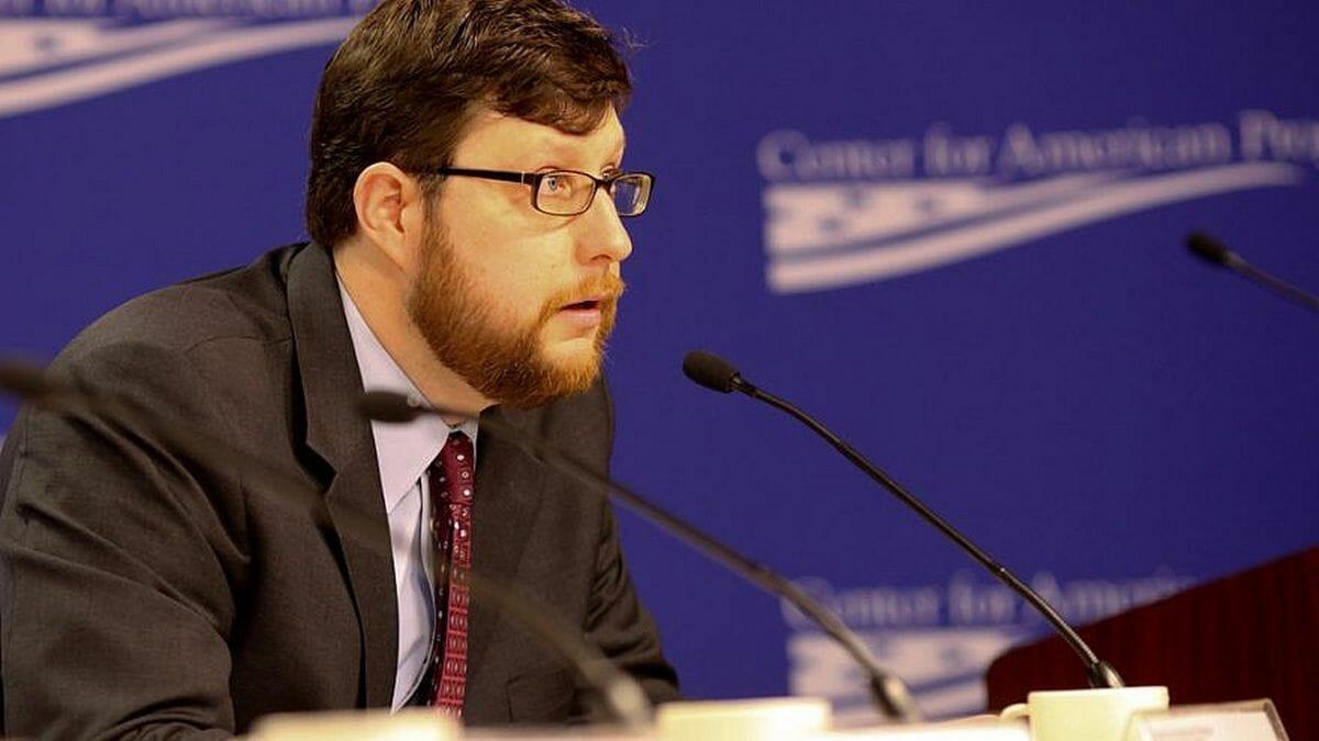 Matt Duss soll proisraelische Juden der doppelten Lyoalität geziehen haben