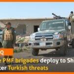 Türkei droht mit Militäroperation im Jesiden-Gebiet im Nordirak