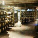 Keller des Weinguts Psagot in der Region Binyamin in der Westbank