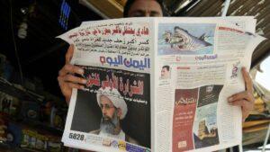 Der Neffe des für die Prosteste von 2011 hingerichteten schiitischen Klerikers Nimr al-Nimr soll 2022 freikommen