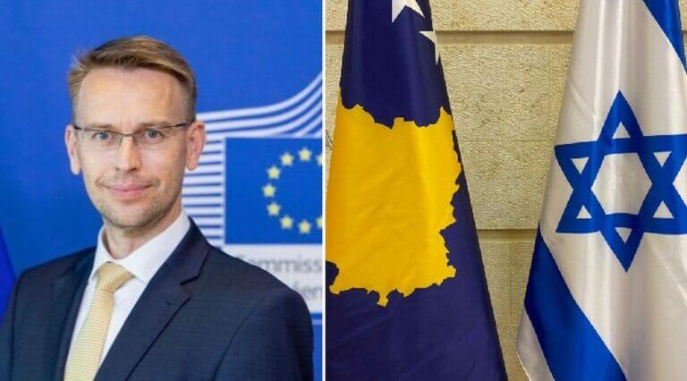 Peter Stano warnt Kosovo vor Botschaftseröffnung in Jerusalem